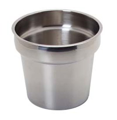 Carlisle 607711 11-qt Inset - Stainless Steel