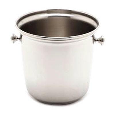 "Carlisle 609109 9-3/4"" Double Wine Bucket - Stainless Steel"