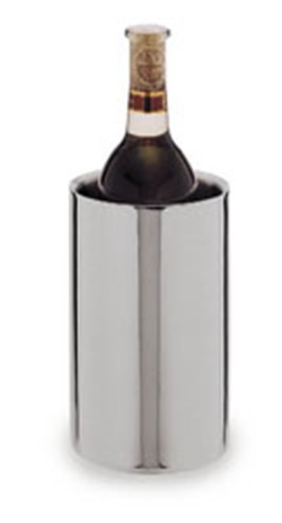 """Carlisle 609143 7-3/4"""" Wine Cooler - Insulated, Stainless"""