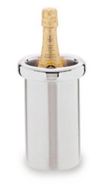 "Carlisle 609144 8-3/4"" Wine Cooler - Insulated, Satin-Finish Stainless"