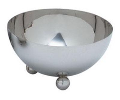 Carlisle 609173 48-oz Display Serving Bowl - Stainless Steel