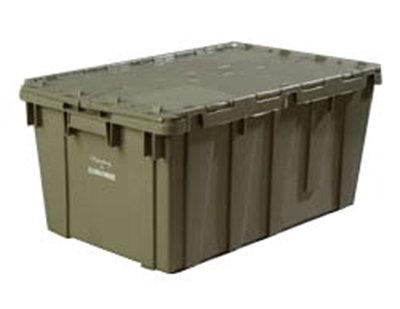 Carlisle 609523E Chafer Storage Container - Hinged Lockable Lid, Polyethylene