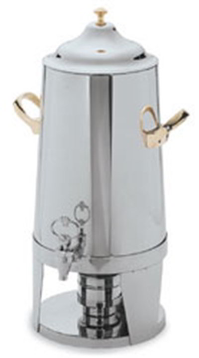 Carlisle 609633 3-gal Contemporary Beverage Urn - Stainless