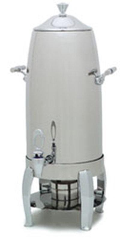 Carlisle 609725 5-gal Aspen Beverage Urn - Stainless