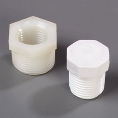 Carlisle 670900 Tabletop Drain Plug Assembly - Food Bars, White