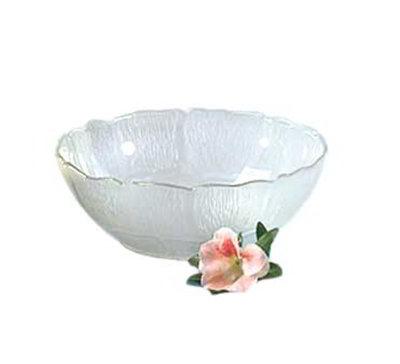 Carlisle 690803 1.3-qt Petal Mist Bowl - Polycarbonate, Black