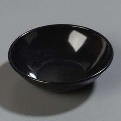 Carlisle 706003 13-oz Salad Bowl - Black Woodgrain