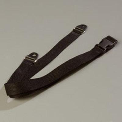 Carlisle 711203 Booster Seat Strap - Nylon, Black