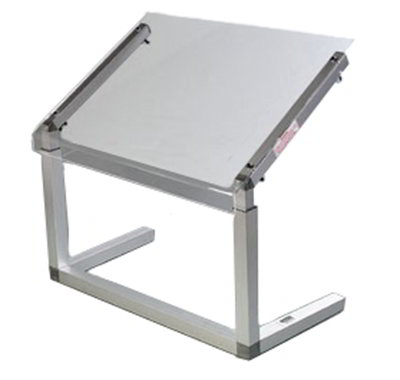 "Carlisle 922407 24"" Portable Sneeze Guard - Free-Standing, Acrylic/Aluminum, Clear"