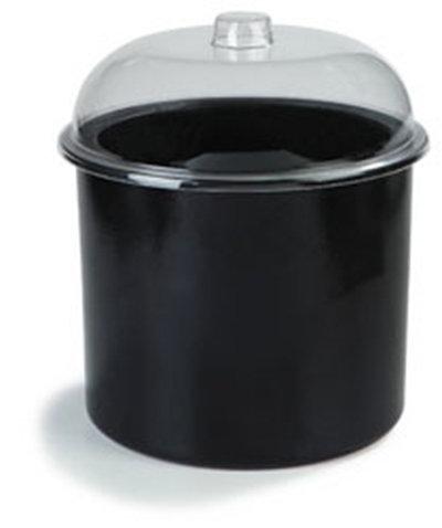 Carlisle CM101307 Ice Cream Server Lid - Polycarbonate, Clear