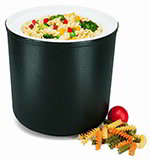 Carlisle CM103003 2-qt ColdCrock - Insulated, Black