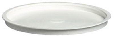 Carlisle CM103102 Replacement Coaster - (Model CM1030) Plastic, White