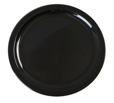 Carlisle KL11803 10-oz Kingline Nappie Bowl - Melamine, Black