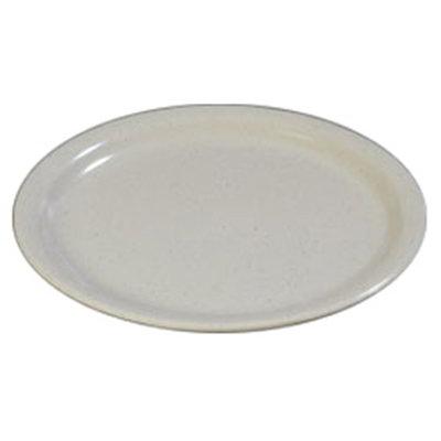 "Carlisle KL20570 5-1/2"" Kingline Bread/Butter Plate - Melamine, Adobe"