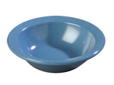 Carlisle KL92892 4-3/4-oz Kingline Rimmed Fruit Bowl - Melamine, Sandshades
