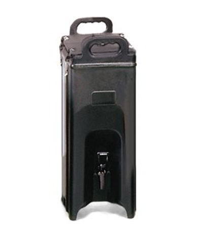 Carlisle LD500N08 5-gal Beverage Server - Insulated, Polyethylene, Forest Green