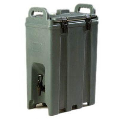 Carlisle LD500N59 5-gal Beverage Server - Insulated, Polyethylene, Slate Blue