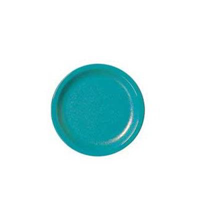 "Carlisle PCD20503 5-1/2"" Plate - Polycarbonate, Black"