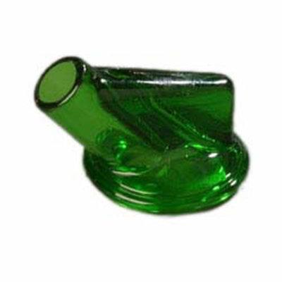 Carlisle PS10309 Store 'N Pour Spout - Polyethylene, Green