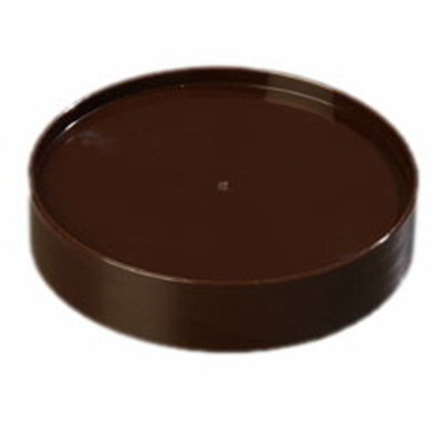 Carlisle PS30401 Store 'N Pour Cap - Polyethylene, Brown