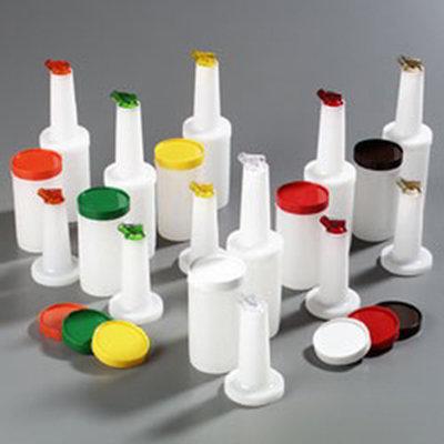 Carlisle PS601N-800 32-oz Store 'N Pour Quart Complete - Polyethylene, Assorted