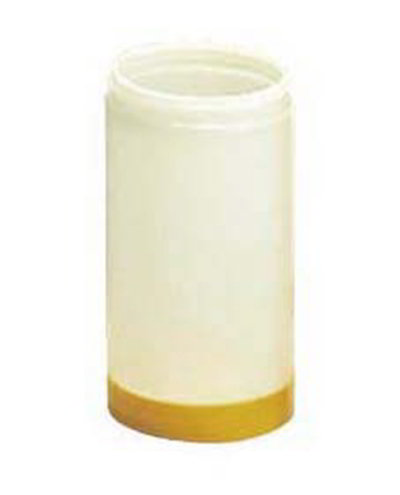 Carlisle PS602N04 32-oz Store 'N Pour Quart Backup - Polyethylene, Yellow