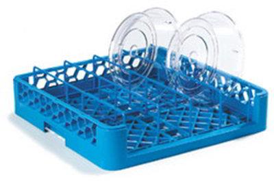 Carlisle RPC14 Full-Size Dishwasher Plate Cover Rack - Blue