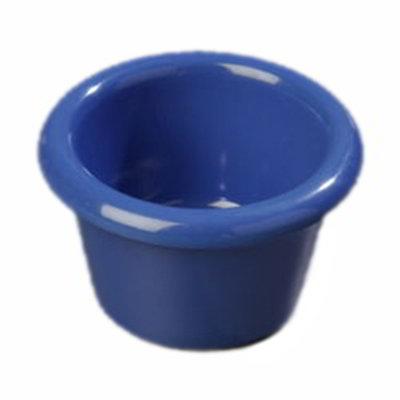 Carlisle S27514 1-1/2-oz Ramekin - Melamine, Ocean Blue