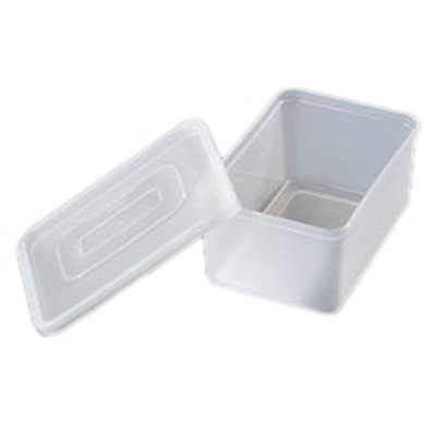 Carlisle SS10702 1-1/4-pt Condiment Container - White