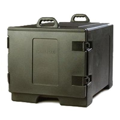 Carlisle TC1826N03 Cateraide Sheet Pan/Tray Carrier - Side-Loader, Polyethylene, Black