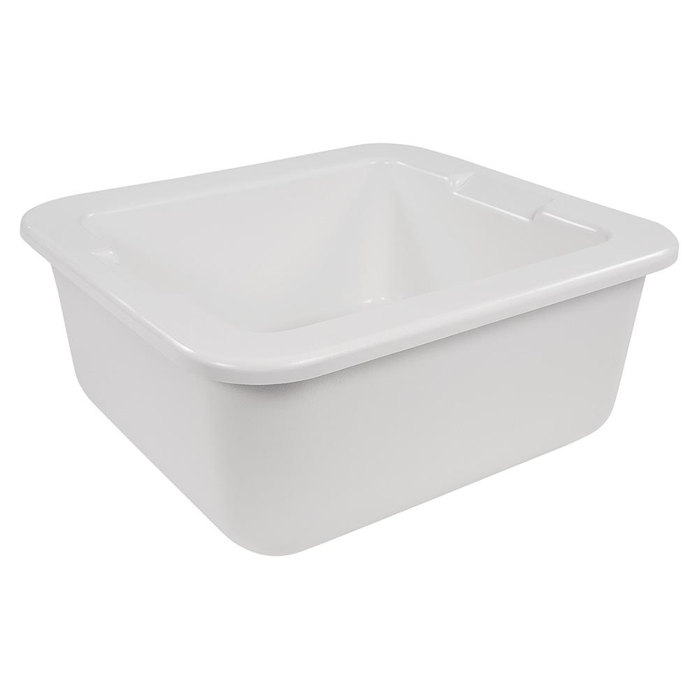 Carlisle CM104602 Two-Thirds Sized Food Pan Holder - Plastic, White