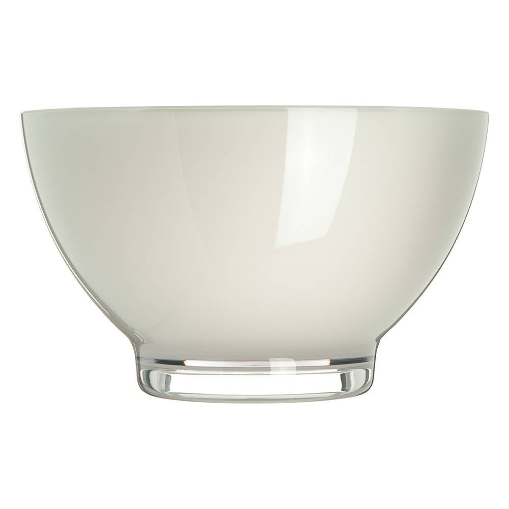 Carlisle EP1002 96-oz Epicure Bowl - Plastic, White