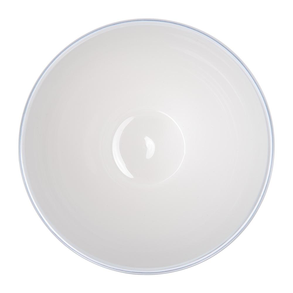 Carlisle EP2002 17-oz Epicure Bowl - Plastic, White