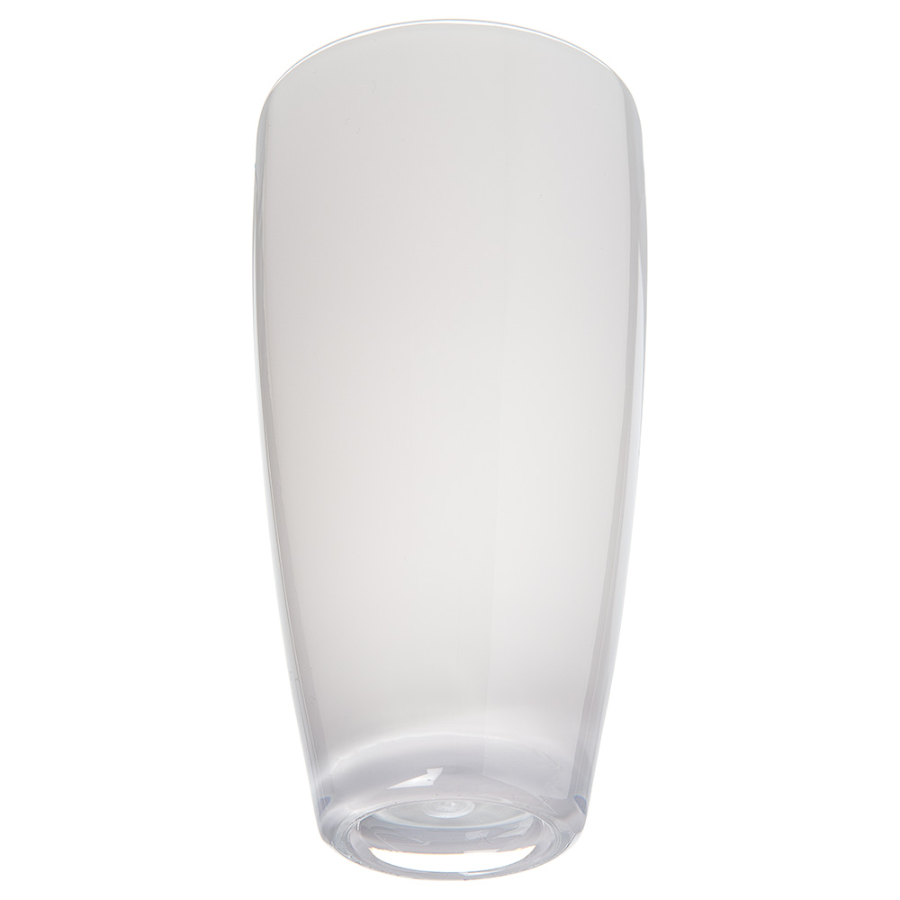 Carlisle EP4002 22-oz Hi-Ball Glass - Plastic, White