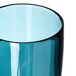 Carlisle EP4015 22-oz Hi-Ball Glass - Plastic, Aqua