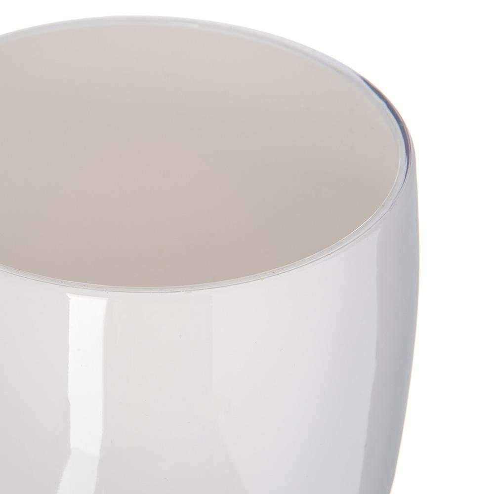 Carlisle EP7002 16.5-oz Wine Goblet - Plastic, White