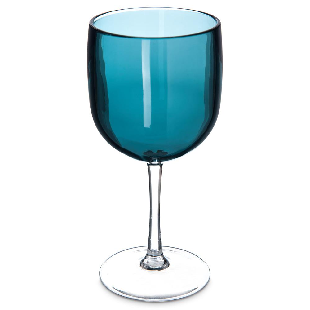 Carlisle EP7015 16.5-oz Epicure Wine Goblet - Tritan, Aqua
