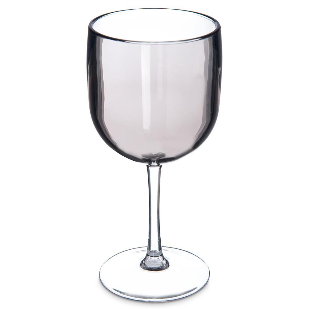 Carlisle EP7018 16.5-oz Wine Goblet - Plastic, Smoke Gray