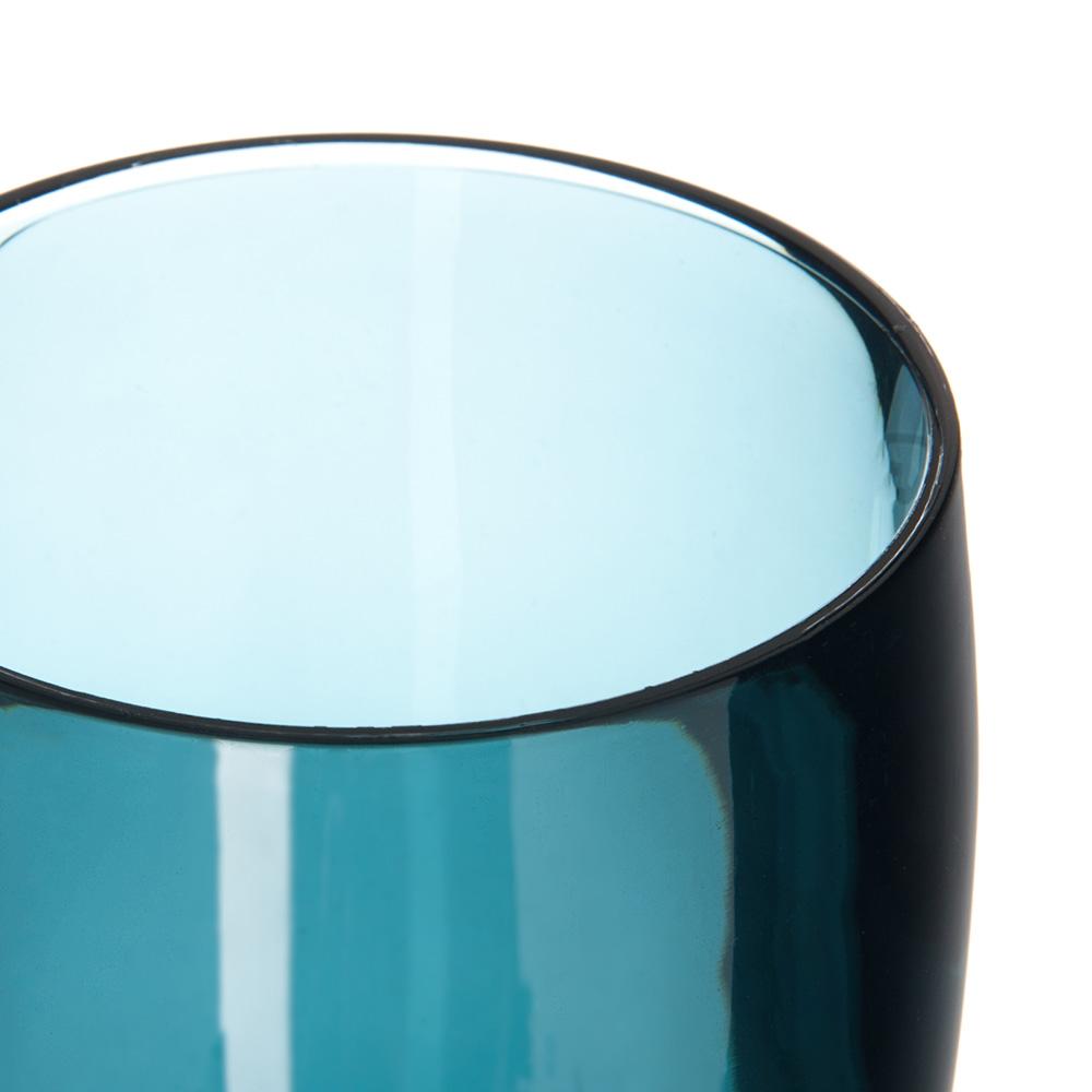 Carlisle EP9015 12-oz Goblet - Plastic, Aqua