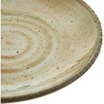 "Carlisle GA5500170 11"" Round Dinner Plate - Melamine, Adobe"