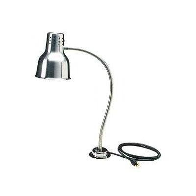 "Carlisle HL819500 Flexiglow Heat Lamp w/ 1-Bulb 39"" Arm, Aluminum Alloy"
