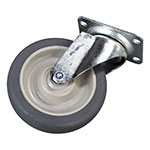 "Carlisle IC2254CS00 5"" Swivel Plate Caster"