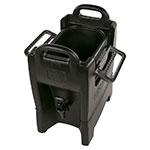 Carlisle IT25003 2.5-gal Cateraide Insulated Beverage Dispenser - Onyx Black