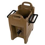 Carlisle IT25043 2.5-gal Cateraide Insulated Beverage Dispenser - Caramel