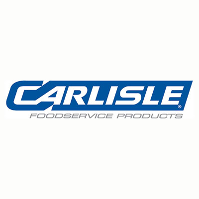 Carlisle XT1468L03 Cateraide Lid Assembly - (XT1400/1600/1800) Black