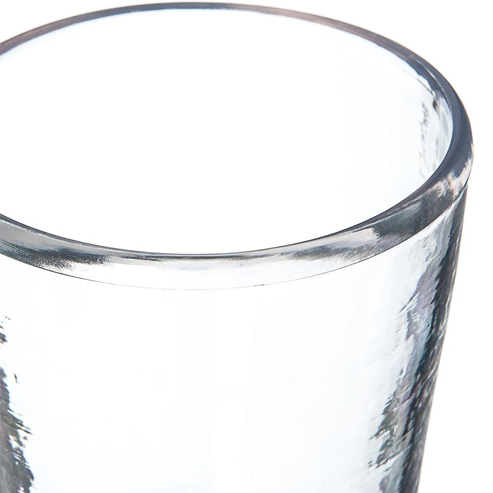 Carlisle MIN544007 14-oz Double Old Fashioned Glass - Plastic, Clear