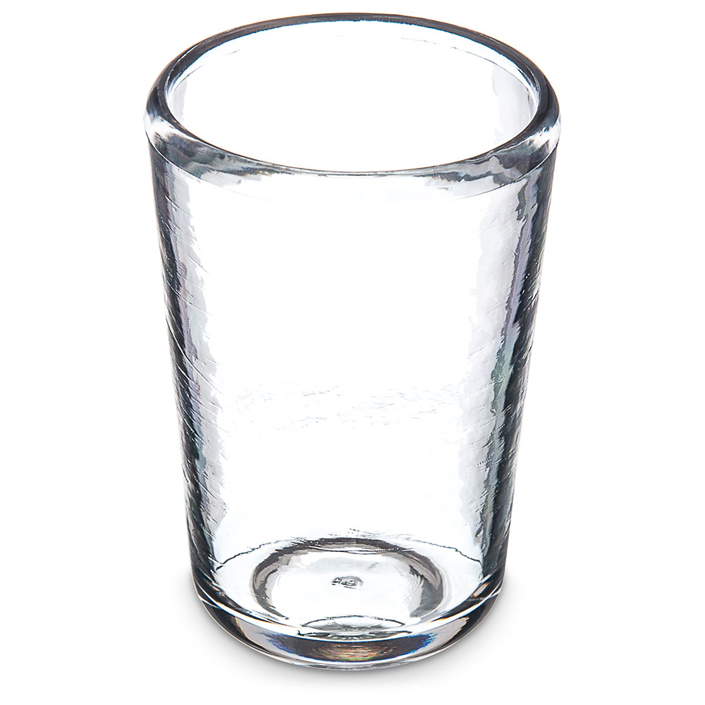 Carlisle MIN544107 6-oz Juice Glass - Plastic, Clear