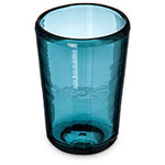 Carlisle MIN544115 6-oz Mingle Juice Glass - Plastic, Teal