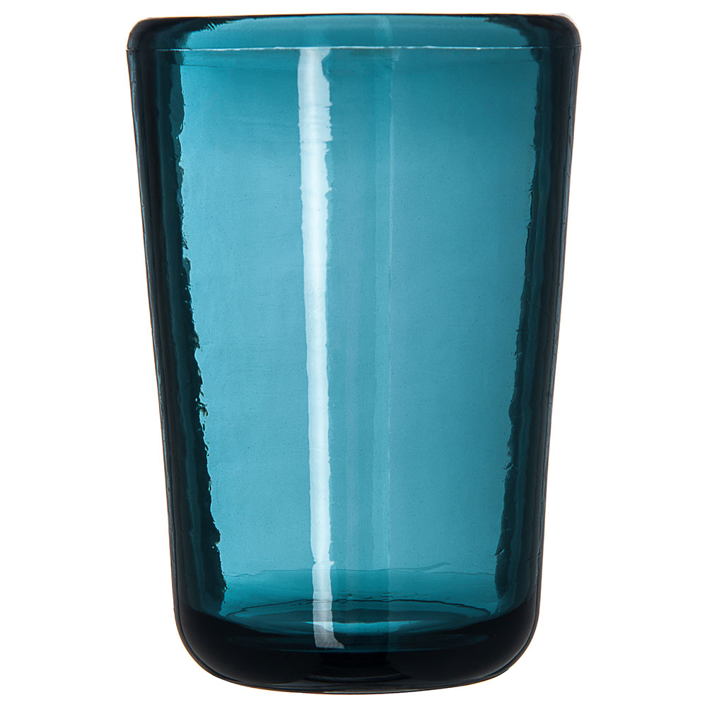 Carlisle MIN544115 6-oz Mingle Juice Glass - Plastic, Teal