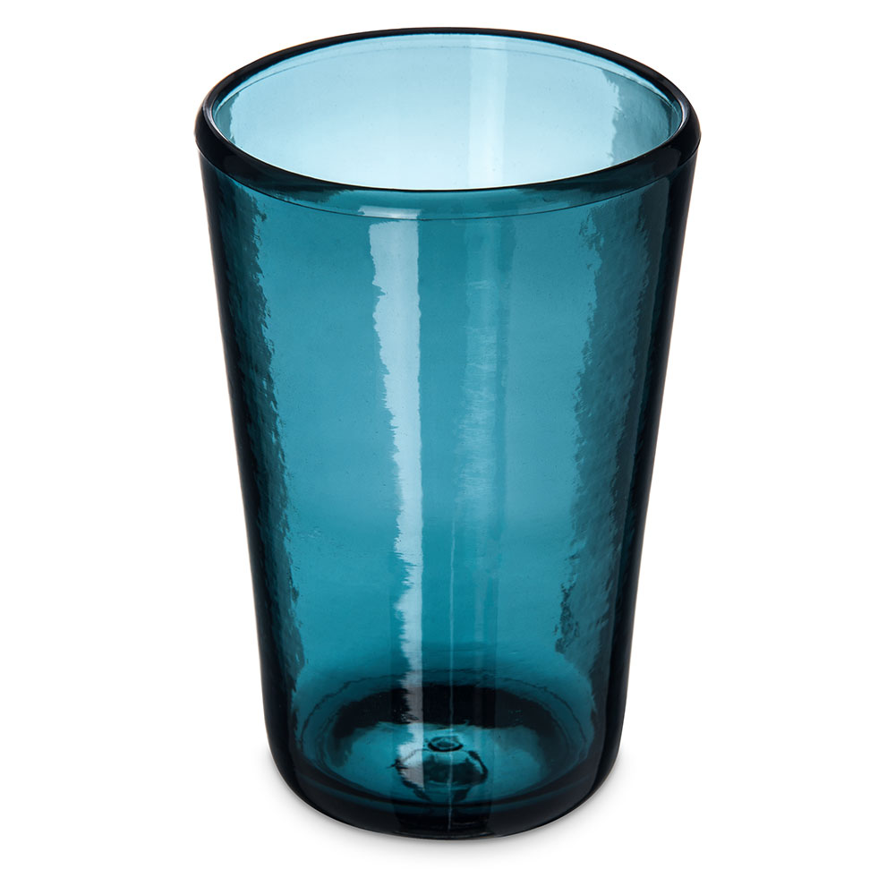Carlisle MIN544215 19-oz Mingle Hi-Ball Glass - Tritan, Teal